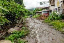 Rápida Presencia de Defensa Civil Echarati en Cocabambilla y Papelpata Tras Leve Desborde del Rio