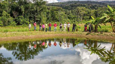 Evalúan Estado Situacional del Centro de Reproducción de Peces Amazónicos de Malanquiato en Echarati