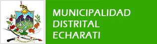 Municipalidad Distrital de Echarati