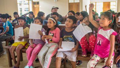 Deberes y Derechos de los Niños y Adolescentes son los Principales Temas que Desarrolla la Demuna de Echarati
