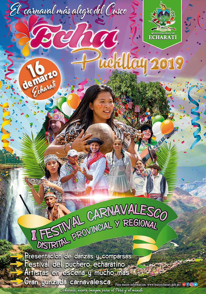 Festival Echa Puckllay 2019