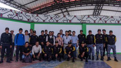 Implementarán Cámaras de Video Vigilancia en el Centro Poblado de Echarati