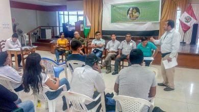 Conformación de integrantes de la Instancia de Articulación Local Echarati