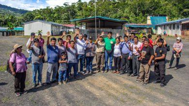 Alcalde de Echarati exige entrega de infraestructura educativa de Kepashiato construido como obra por impuesto