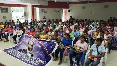 Más de 300 padres de la I.E fusionada Miguel Grau de Kiteni quedaron contentos tras compromisos avanzados en reunión