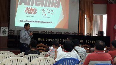 Se desarrolló segunda reunión de la instancia de articulación local del distrito de Echarati