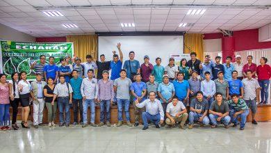 Asociaciones forestales compartieron experiencias relacionadas a la producción de bambú