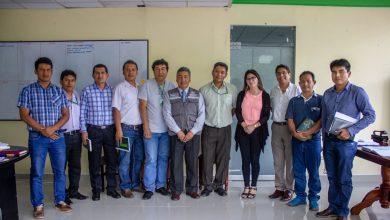 Reunión del grupo de trabajo de gestión de riesgos de desastres