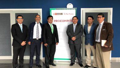 Alcalde resaltó trabajo exitoso del PROCOMPITE Echarati en el lanzamiento de PROCOMPITE agrario