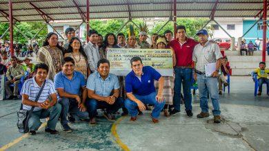Echarati apuesta 2 millones de soles para mejorar producción del café y cacao y destina 7 millones para 7°convocatoria en PROCOMPITE