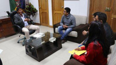 Se inició convenio marco en materia productiva entre Echarati y Ollantaytambo