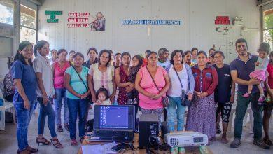"Madres del comité de vaso de leche en la zonal de Ivochote le dicen ""adiós a la anemia"""