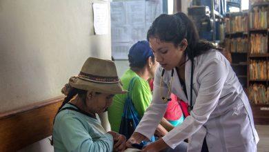 Masiva participación de pobladores echaratinos en campaña de salud para la certificación de discapacidad