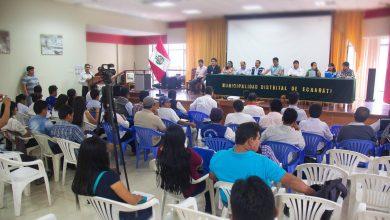 Asistentes del área técnica municipal de la provincia de la convención son capacitados en Echarati