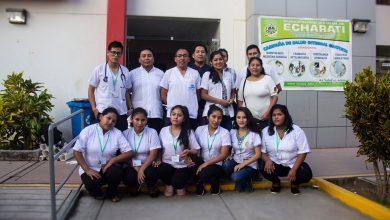 Masiva participación de la población en campaña medica integral gratuita realizada por la municipalidad de Echarati