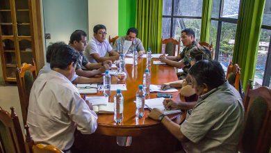 Ministerio de la Mujer se incorpora a CODISEC Echarati