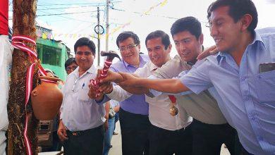 Reunión descentralizada de la mancomunidad municipal de La Convención en Huayopata