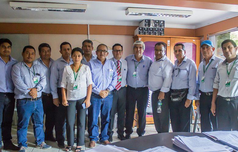 Se instaló el comité de seguridad y salud en el trabajo CSST