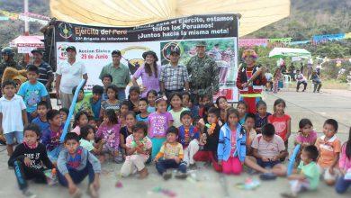 Campaña médica gratuita benefició a pobladores de Materiato en Kepashiato
