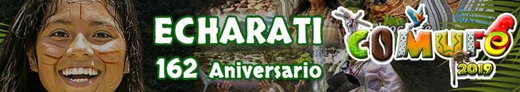 Echarati Celebra su 162 Aniversario de Creación Política