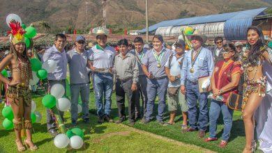 Municipalidad de Echarati lanzo proyecto de peces amazónicos por aniversario