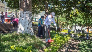 Campaña de recojo de inservibles para evitar el dengue en Echarati
