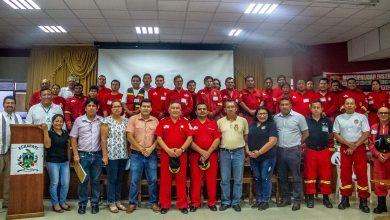 Curso taller en administración para compañía de bomberos