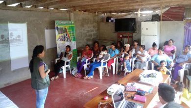 Municipalidad de Echarati desarrolla actividades de prevención de la anemia