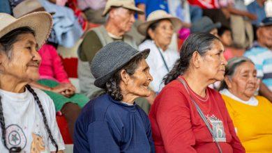 Municipalidad de Echarati tributó homenaje al adulto mayor