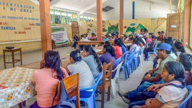 Niños y jóvenes de Echarati son capacitados en sus derechos
