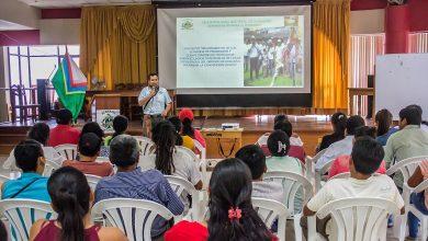 Municipalidad de Echarati capacita a productores para acceder a mercados