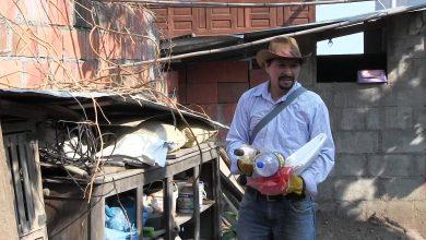 Viviendas de 13 sectores de la zonal de Echarati se intervinieron en jornada de recojo de inservibles