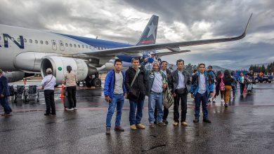 Beneficiarios del proyecto forestal Tintiniquiato viajaron a Cajamarca en una pasantía a Porcon