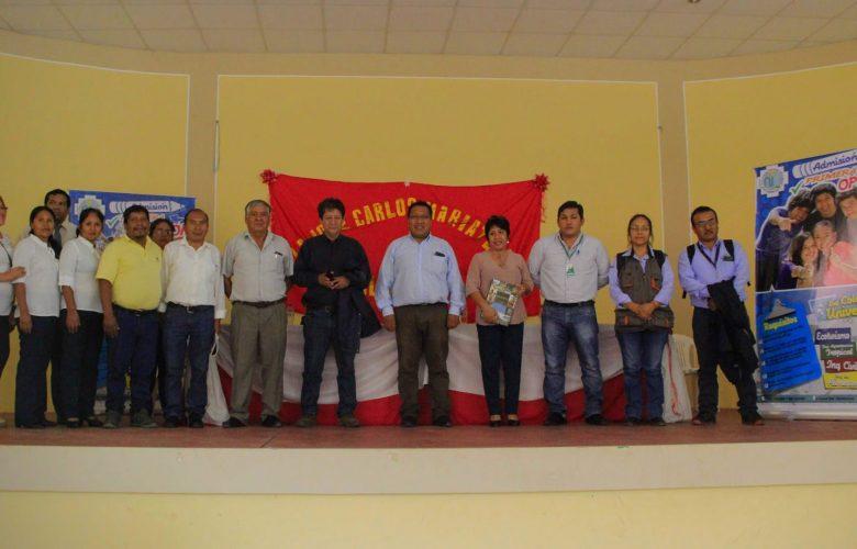 Estudiantes de palma real participaron en taller de orientación vocacional y experiencias exitosas