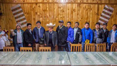 Fortalecen liderazgo y capacidades a beneficiarios líderes del proyecto forestal Tintiniquiato