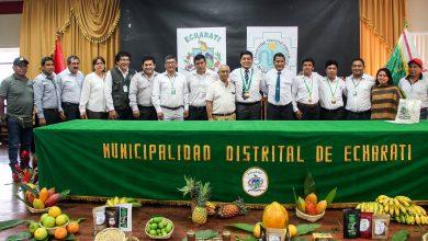 Histórica firma de convenio interinstitucional entre la Municipalidad de Echarati y la UNIQ