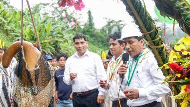 Inicio del proyecto instalación del centro rural de formación en alternancia Agoiganaera Maganiro