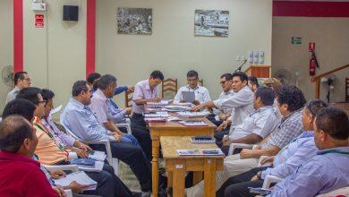 Reunión del Grupo de Trabajo de la Gestión de Riesgos de Desastres de la MDE