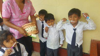 Campaña preventiva en salud y atención odontológica en las zonales de Kepashiato e Ivochote