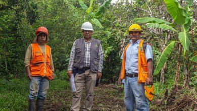 En diciembre se concluye obra de saneamiento en la urbanización San Antonio en poblado de Echarati