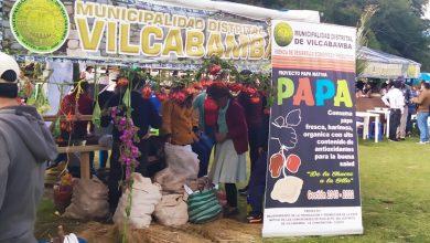 Echarati presente en la Feria Agropecuaria de Vilcabamba
