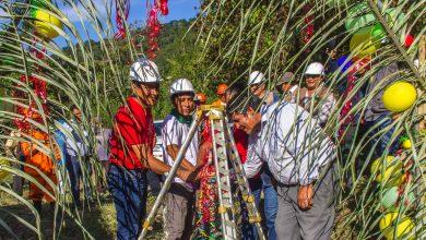 Inicio construcción de carretera Alto Ozonampiato – Unión libertadores en Kepashiato