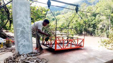 MDE pone en funcionamiento oroya en Alto Mantalo en Ivochote