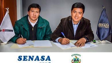 MDE y SENASA celebran compromiso para mejorar agricultura