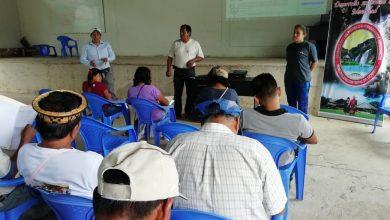 MDE socializa planes de vida en comunidades nativas