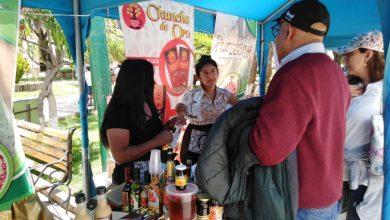 Agroindustriales de Echarati participaron en feria de Urubamba