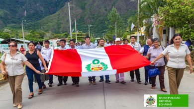 Con diversas actividades Pampa Concepción celebro 39 aniversario