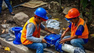Concluyo trabajos del sub sistema del riego Alcuzama en los sectores de Pampa Echarati y Calcapampa