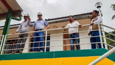Construcción de la nueva infraestructura de la institución educativa de Managua lista para su inauguración