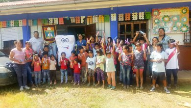 Estudiantes del CRFA de Pachiri se benefician con campaña odontológica
